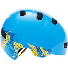 uvex kid 3 helmet barn blackout blue gode tilbud hos. Black Bedroom Furniture Sets. Home Design Ideas